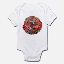 3 Hummingbirds Infant Body Suit