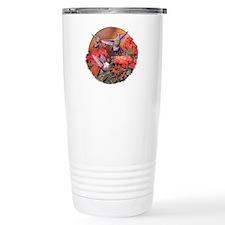 3 Hummingbirds Travel Coffee Mug