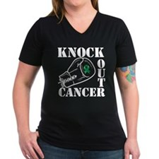 Knock Out Liver Cancer Shirt