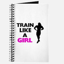 Train Like A Girl Journal