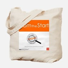 From the Start Tote Bag
