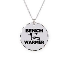 Bench Warmer Necklace
