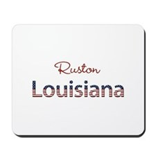 Custom Louisiana Mousepad