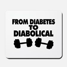 From Diabetes To Diabolical Mousepad