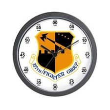 337th Fighter Group Wall Clock