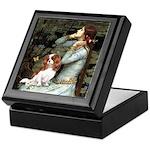 Ophelia & Cavalier Keepsake Box