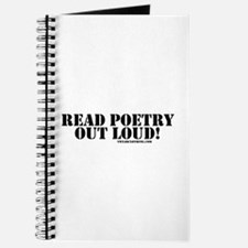 Poetry Out Loud Journal
