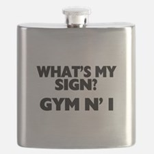 What's My Sign Gym N' I Flask