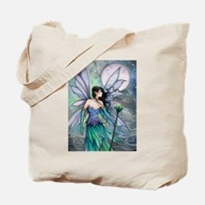 Cry of the Wind Fairy Fantasy Art Tote Bag
