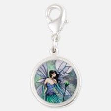 Cry of the Wind Fairy Fantasy Art Charms