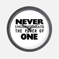 Never Underestimate The Power Of One Wall Clock