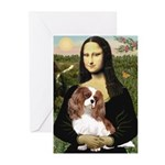 Mona's Cavalier Greeting Cards (Pk of 10)