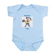 Jewishbaby Cowboy Infant Body Suit