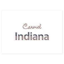 Custom Indiana Invitations