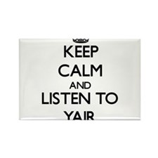 Keep Calm and Listen to Yair Magnets