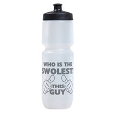 This Guy Is The Swolest Sports Bottle