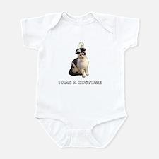 Has a costume Infant Bodysuit