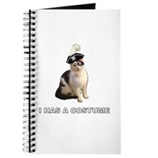 Has a costume Journal