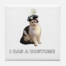 Has a costume Tile Coaster