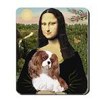 Mona's Cavalier Mousepad