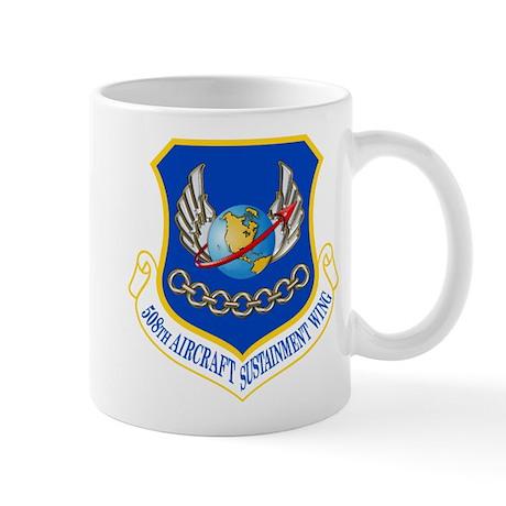 508th Aerospace Sustainment Wing Mugs