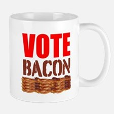 Vote Bacon Mugs
