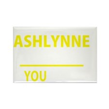 Funny Ashlynn Rectangle Magnet