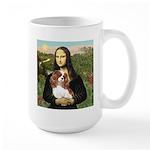 Mona's Cavalier Large Mug