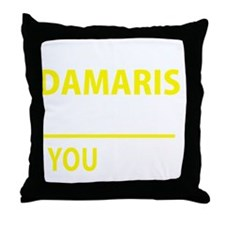 Unique Damaris Throw Pillow