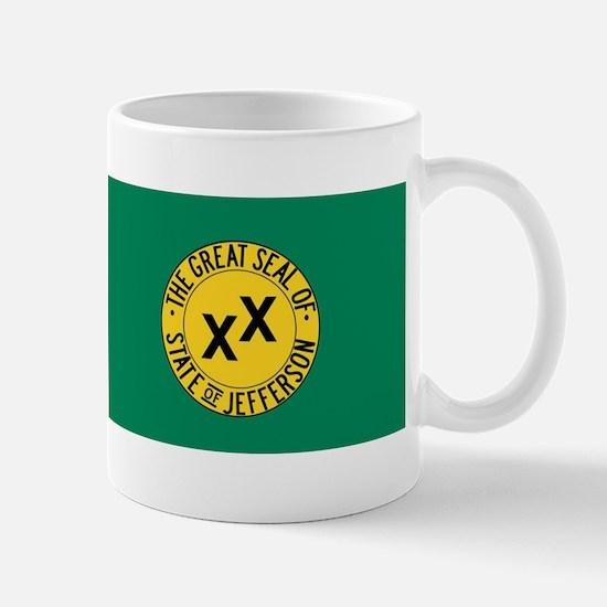 Jefferson State Mugs