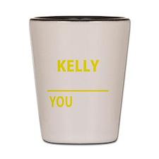 Cute Kelli Shot Glass