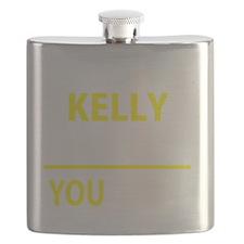 Cute Kelly Flask