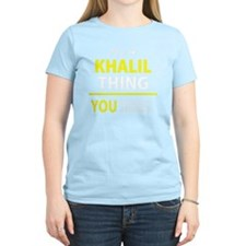 Unique Khalil T-Shirt