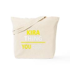 Funny Kira Tote Bag