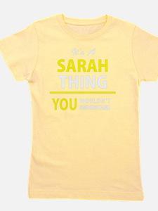 Sarah Girl's Tee