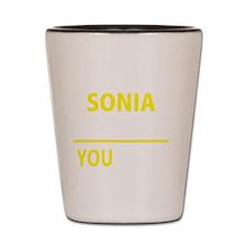 Unique Sonia Shot Glass