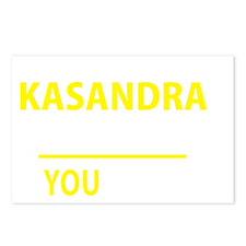 Cute Kasandra Postcards (Package of 8)