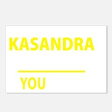 Cute Kasandra Postcards (Package of 8)