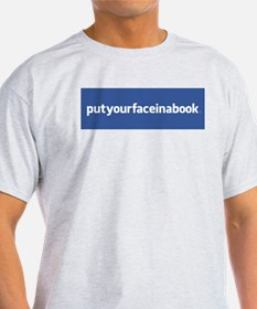 facebook bumper T-Shirt