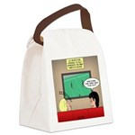 US and Soccer Canvas Lunch Bag