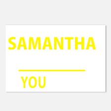 Unique Samantha Postcards (Package of 8)