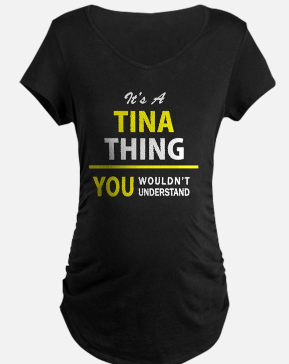 Cute Tina T-Shirt