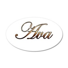 Ava Wall Decal