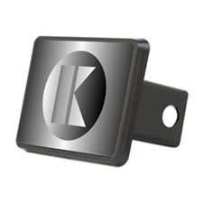 Polished Steel (K) Hitch Cover
