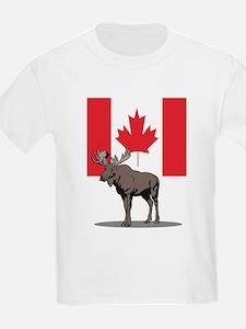 Canadian Moose T-Shirt
