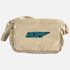 Tennessee Home Messenger Bag