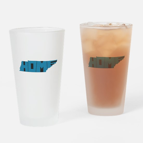 Tennessee Home Drinking Glass