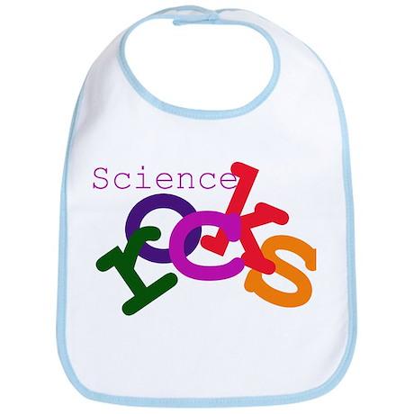 Science Rocks Bib