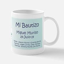 Miguel's Baptism Mug Mugs