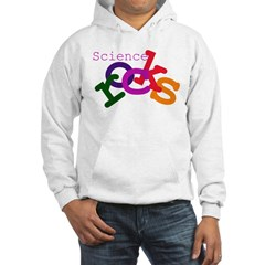 Science Rocks Hoodie